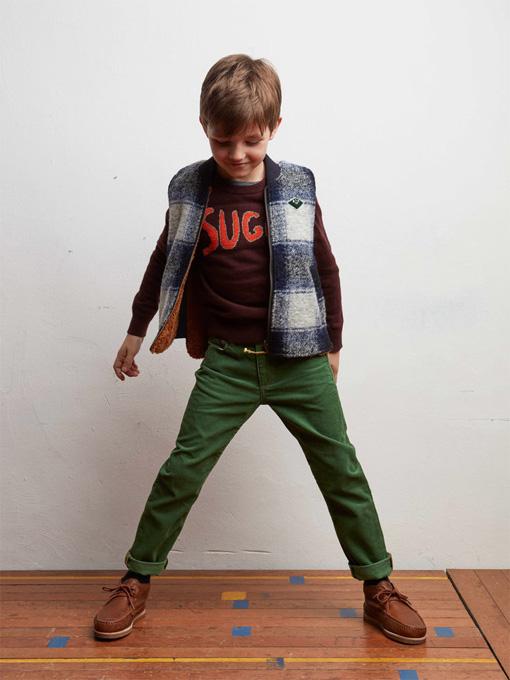 ベルギー子供服 bellerose kids ボーイズコーディネイト 着こなし LOOKBOOK