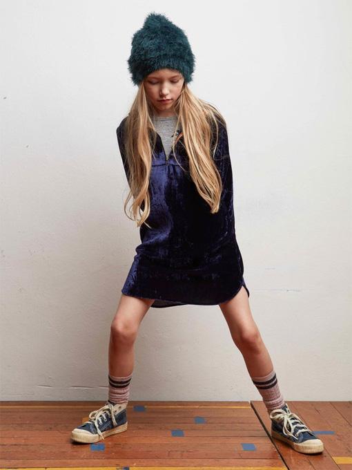 ベルギー子供服 bellerose kids ガールズコーディネイト LOOKBOOK 着こなし 着用例