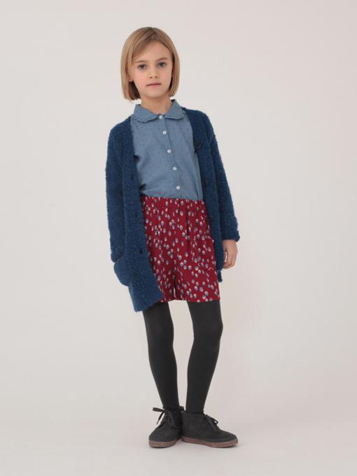 スペイン子供服 ナイスシングス nice things mini ロングニットコート
