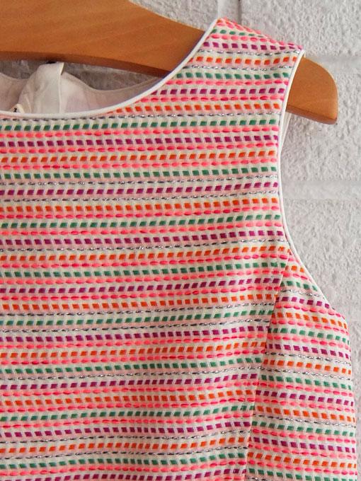 スペイン子供服 NANOS スペイン王室御用達高級子供服 ノースリーブワンピース ノースリーブドレス