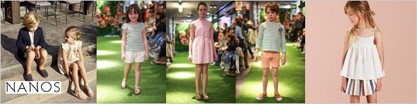 スペイン子供服 NANOS スペイン王室御用達高級子供服ブランドです