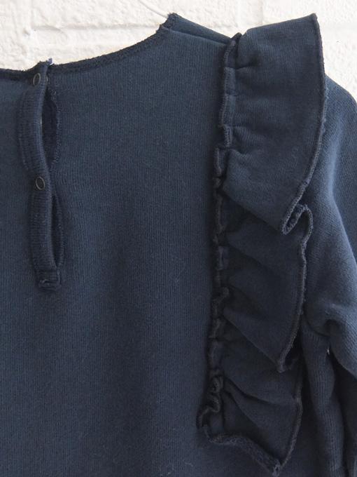 イタリア子供服 BABE&TESS ベイブアンドテス フリルワンピース