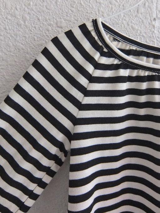 イタリア子供服 BABE&TESS ベイブアンドテス ボーダーTシャツ