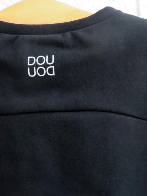 イタリア子供服 DOUUOD  ベロアリボントレーナー