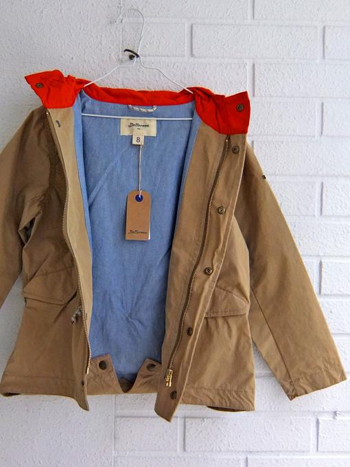 c60400d6c7aa9 ベルギー子供服 bellerose kids ベルローズキッズ LOHAN COAT フードコートジャンパー