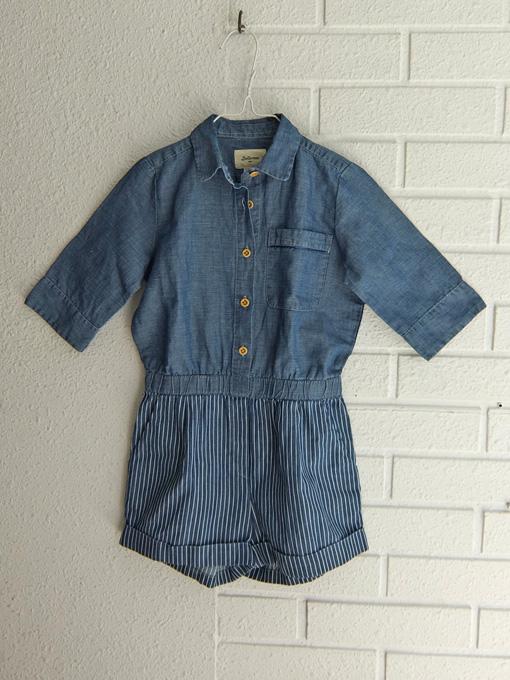 ベルギー子供服 bellerose kids ベルローズキッズ ガールズ オーバーオール