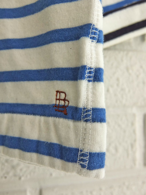 ベルギー子供服 bellerose kids ベルローズキッズ ガールズ゙ ダブルジャージーボーダーTシャツ