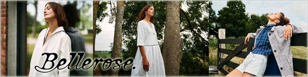 ベルギー婦人服 bellerose woman ベルローズウーマン