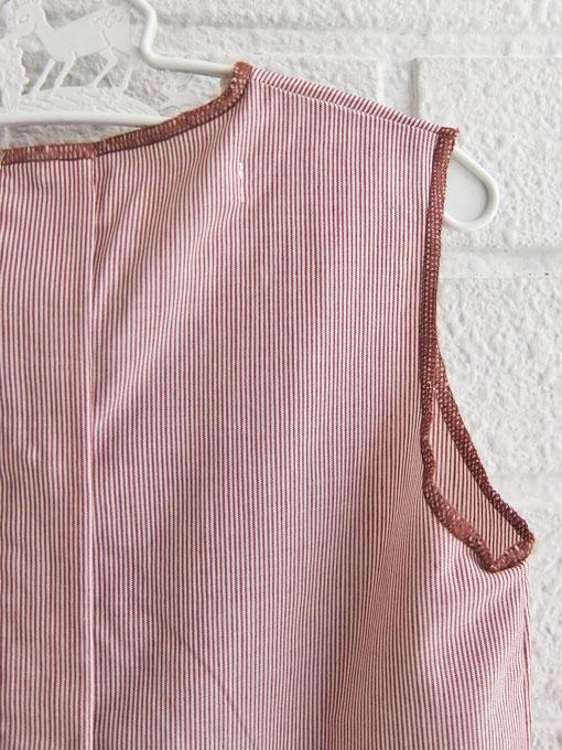 イタリア子供服 OLIVE オリーブ ベビー ノースリーブブラウス