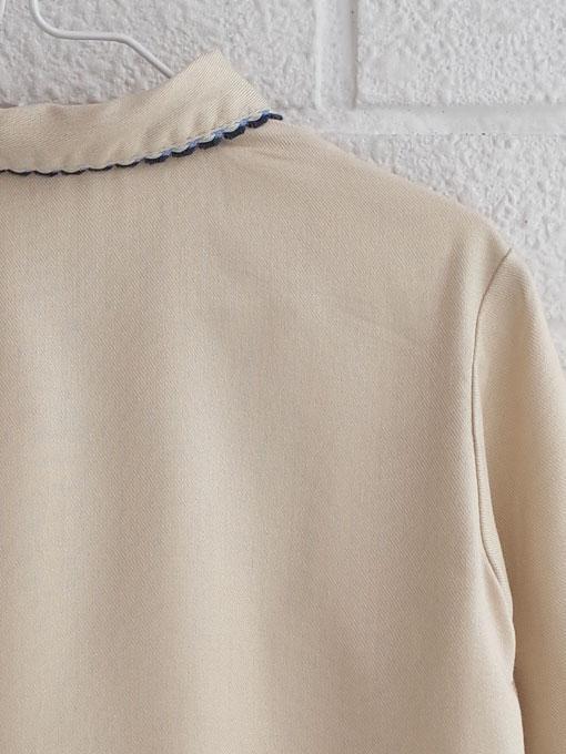 CARAMEL キャラメル Phanes Shirt Chalk ブラウス