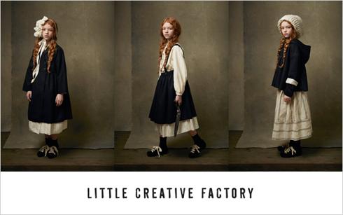 スペインブランド Little Creative Factory