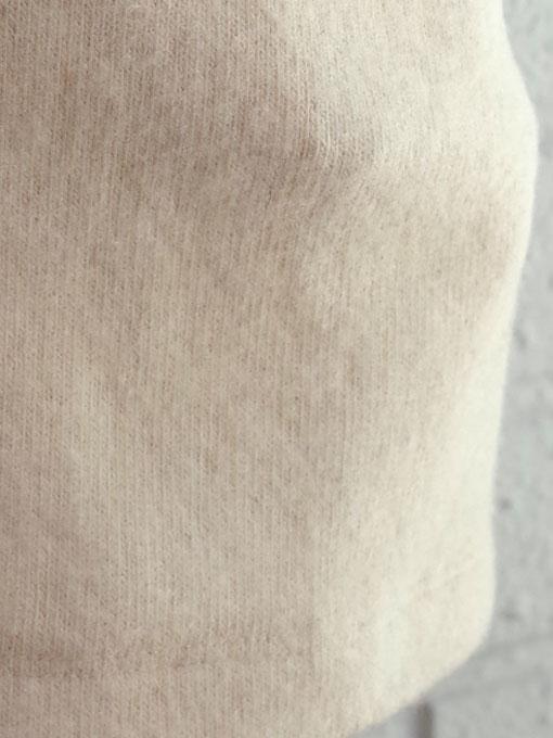 ポンポンフリースキャップ イタリア子供服 OLIVE オリーブ