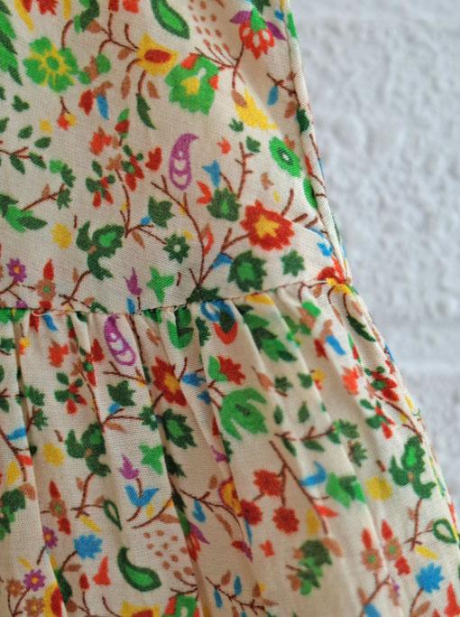 ベルギー子供服 AMERICAN OUTFITTERS アメリカンアウトフィッターズ AO76 フラワープリントスカート