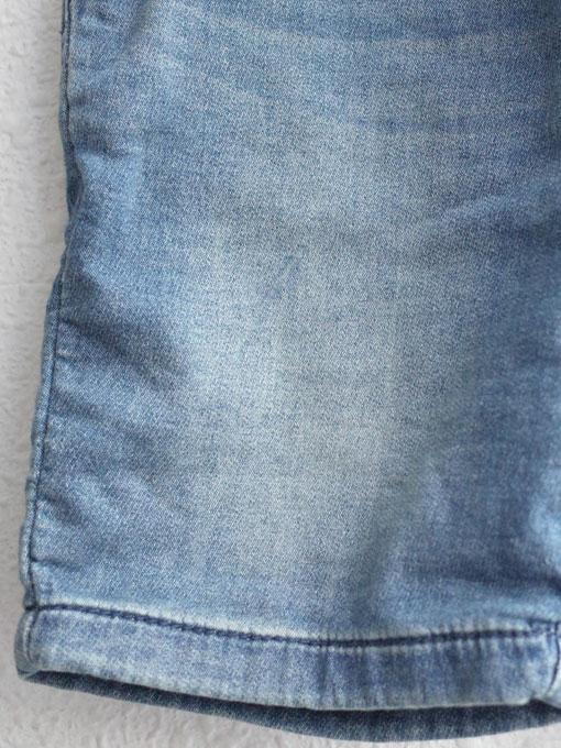 ベルギー子供服 AMERICAN OUTFITTERS アメリカンアウトフィッターズ AO76 スウェットデニムショートパンツ