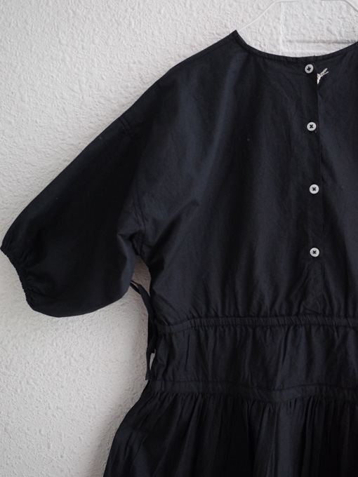 CARAMEL キャラメル caramel baby&child  Cyclamen Dress, Black ワンピース