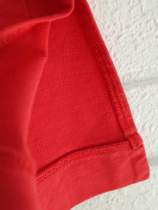 イタリア子供服 OLIVE オリーブライトスウェットチュニックワンピース