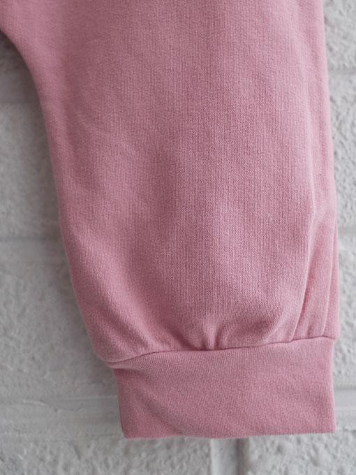 イタリア子供服 OLIVE ベビー フリルジャージーロングパンツ
