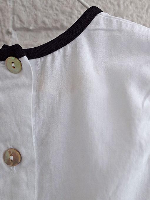 イタリア子供服 OLIVE ベビー ノースリーブブラウス