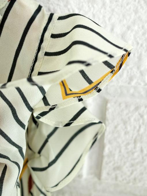 パリジェンヌに人気のフレンチカジュアルブランド soeur スール シルクブラウス