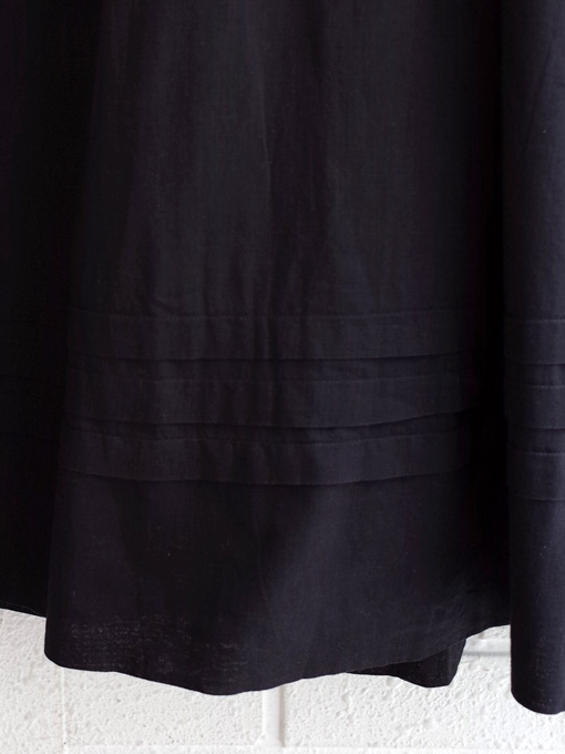 パリジェンヌに人気のフレンチカジュアルブランド soeur スール 長袖ロングワンピース