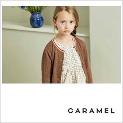 CARAMEL キャラメル 2020春夏新作