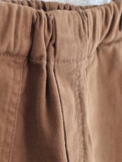 イタリア子供服 BABE&TESS ボーイズコットンロングパンツ ワークパンツ