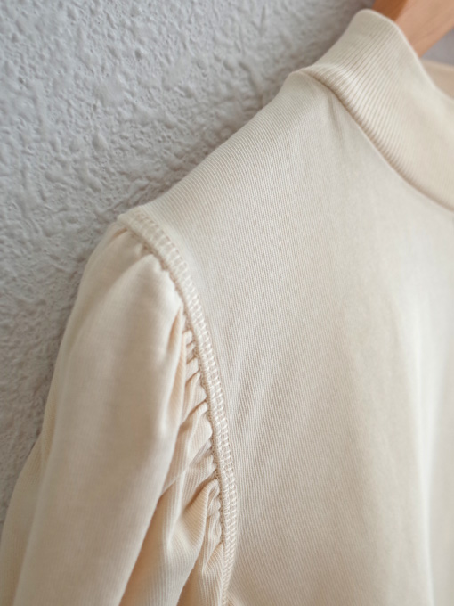 soeur パリジェンヌスタイル レディース ハイネックTシャツ