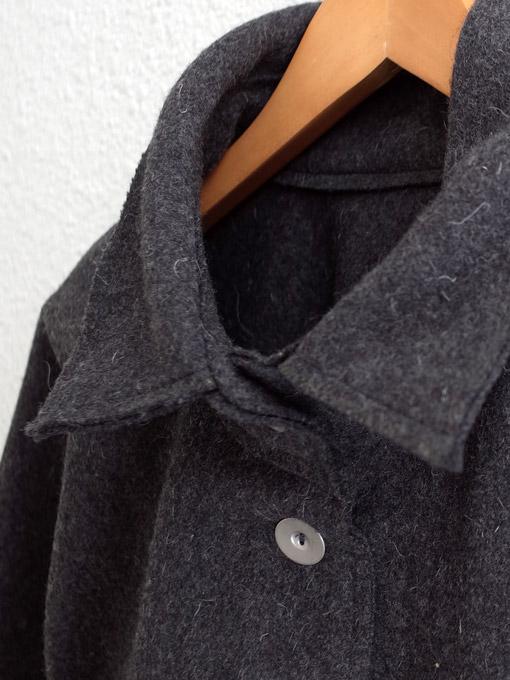 le vestiaire de jeanne レディース ウールジャケット