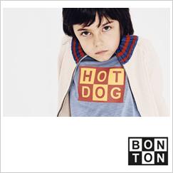 BONTON 2020春夏コレクション