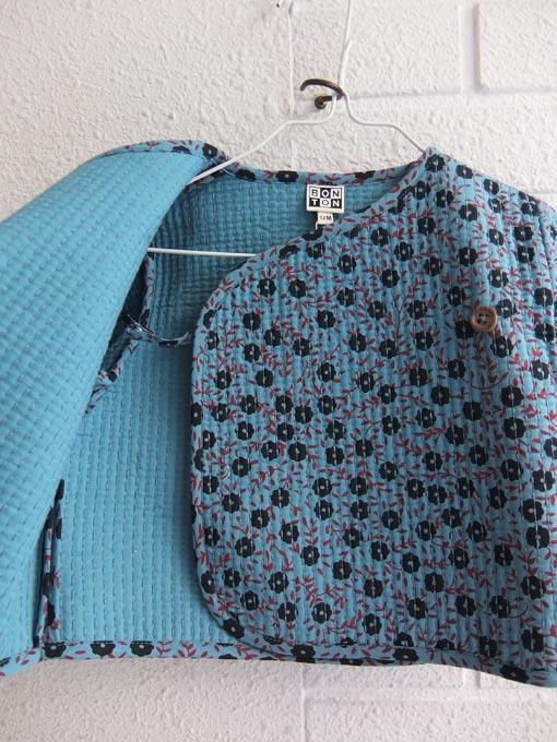 BONTON ボントン キルティングジャケット
