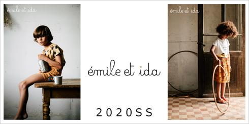 emile et ida 2020春夏コレクション