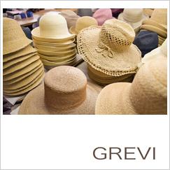 GREVI グレヴィ イタリア帽子