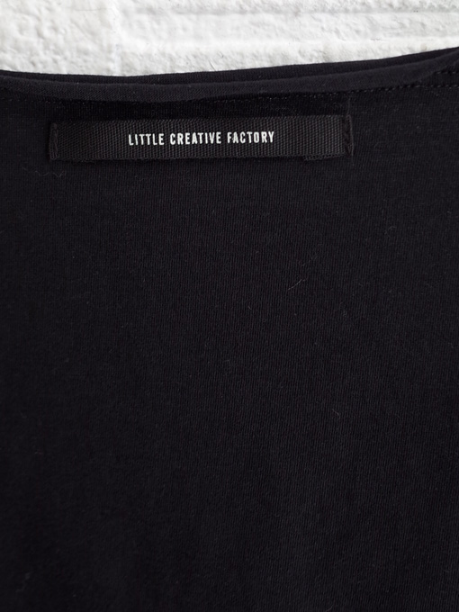 Little Creative Factory オーガニックコットンTシャツ
