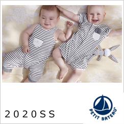 プチバトー petit bateau  2020春夏コレクション