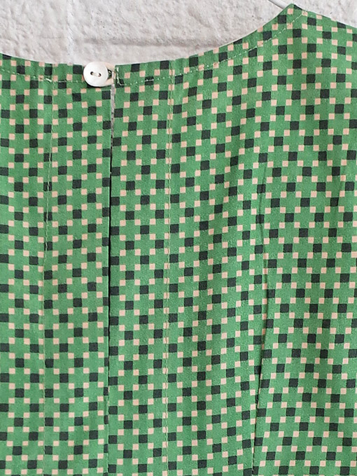 CARAMEL Starfish Top キャラメル 英国子供服 ジオプリントノースリーブブラウス