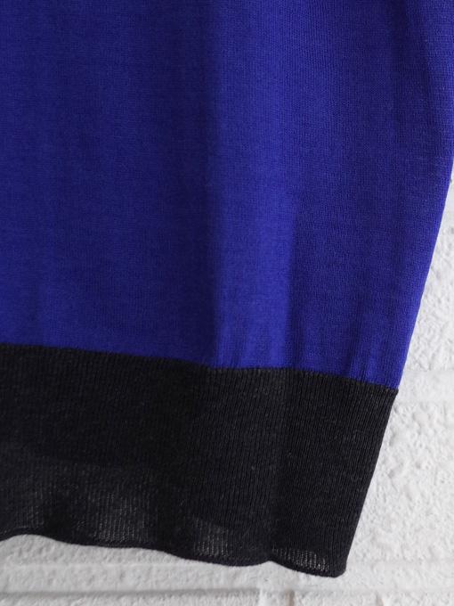 SOFIE D'HOORE MUSE ソフィードール カラーブロックハイゲージセーター