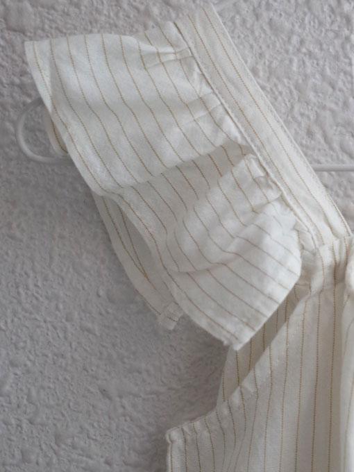 イタリア子供服 BABE&TESS ベイブアンドテス フレアキャミソールブラウス