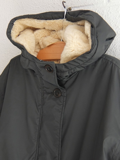 ベルギー子供服 bellerose kids エコファーフードコート