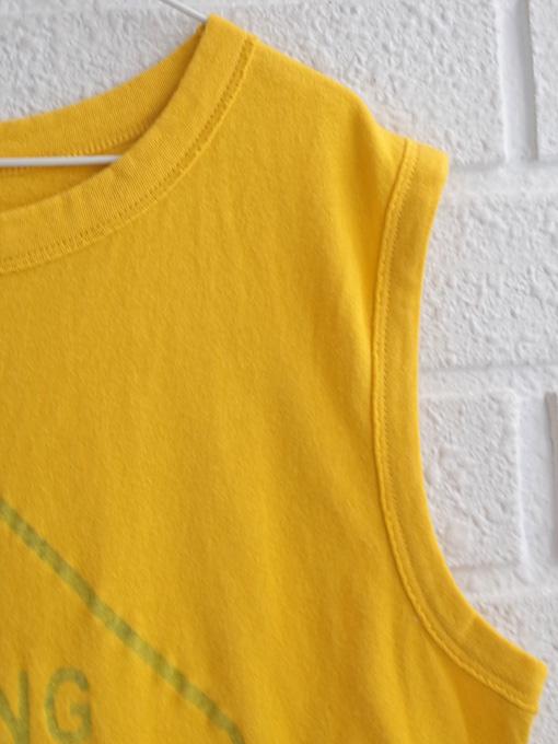ベルギー子供服 bellerose kids ベルローズキッズ ガールズタンクトップ ショートスリーブ