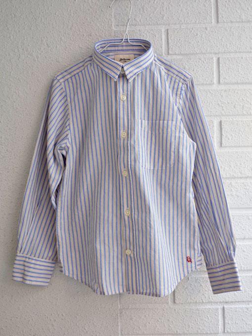 ベルギー子供服 bellerose kids ベルローズキッズ ストライプシャツ