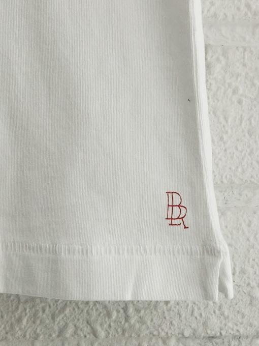bellerose kids ベルローズキッズ ボーイズバックプリントポケットTシャツ