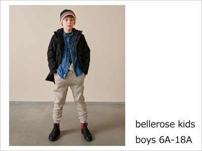 bellerose kids ボーイズ