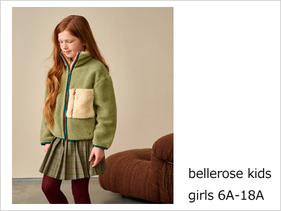 bellerose kids ガールズ