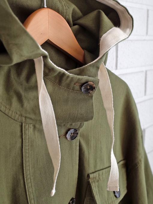bellerose woman ベルローズウーマン フードジャケット