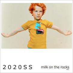 milk on the rocks ミルクオンザロックス