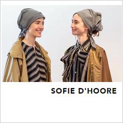 ベルギーブランド SOFIE D'HOORE ソフィードール