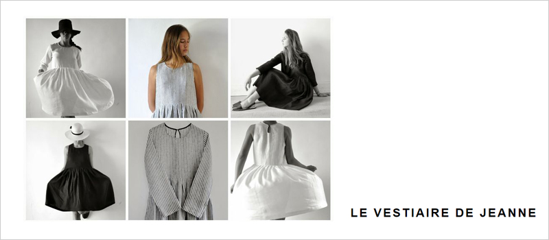 フランスブランド VDJ  le vestiaire de jeanne